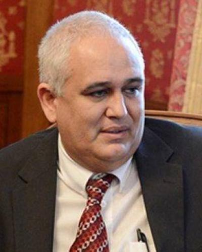 Emilio Lozada García, Embajador de Cuba en Rusia,. Foto Cubadebate