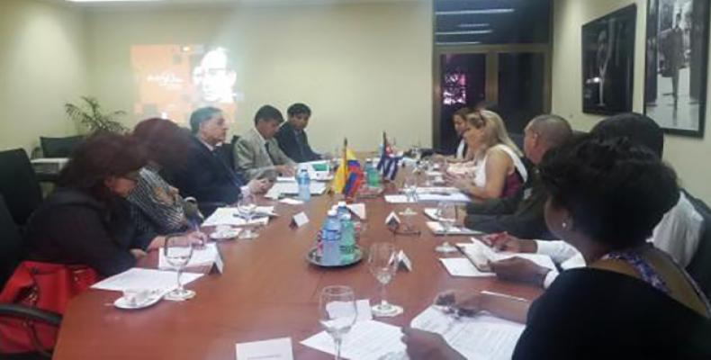Las dos partes pretenden hacer más efectivo el enfrentamiento a la migración irregular y el combate contra el tráfico ilegal de migrantes. Foto: Cubaminrex