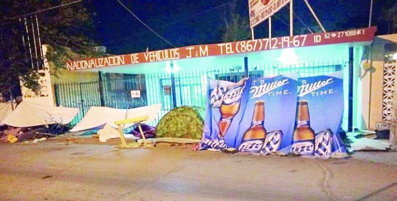 Image El mañana de Nuevo Laredo