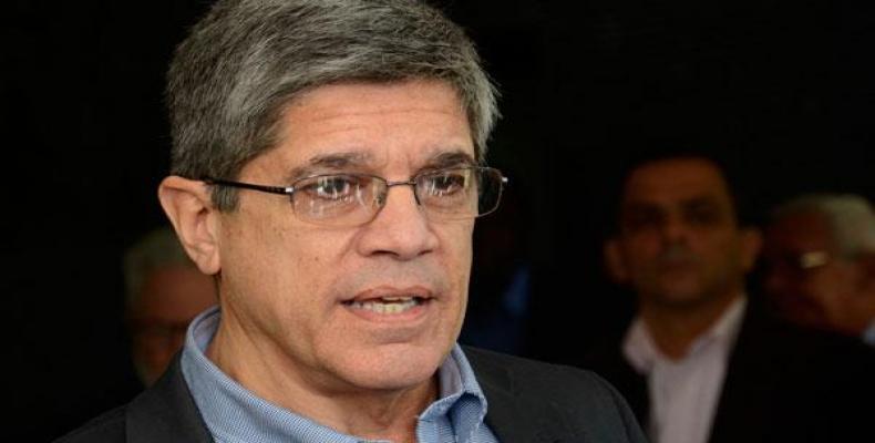 Director general para Estados Unidos de la Cancillería de Cuba, Carlos Fernández de Cossío