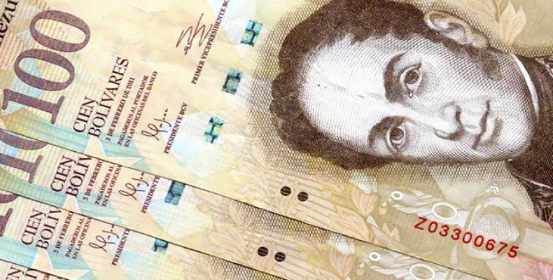 Governo venezuelano intervém banco privado por atividades ilícitas contra a moeda nacional