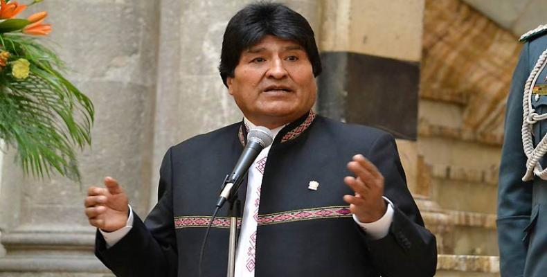 Fortalece Bolivia promoción y protección de los pueblos indígenas. Foto: PL.