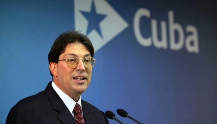 Canciller de Cuba, Bruno Rodríguez