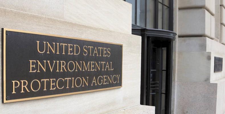 EPA headquarters in Washington.  Photo: File