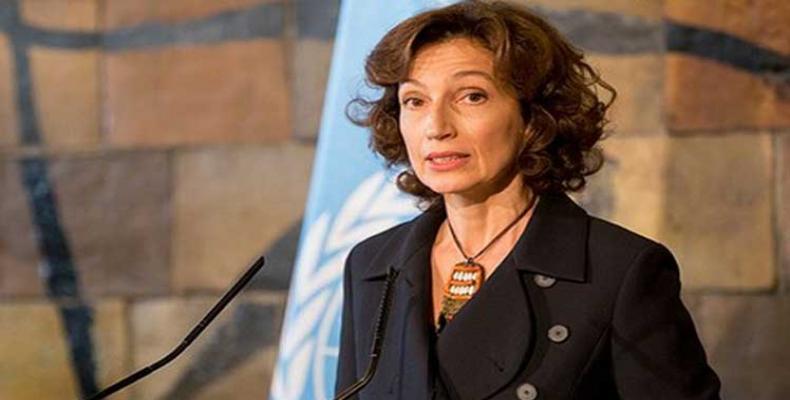 Unesco celebra este lunes una reunión ministerial virtual para coordinar respuestas desde la ciencia a la pandemia. Foto: PL.