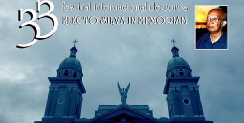 El evento está dedicado al legado del maestro Electo Silva Gaínza.Imágen:Internet.