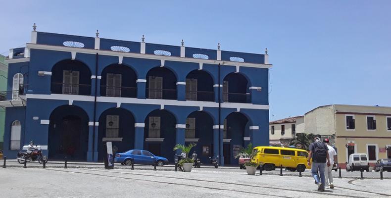 El museo provincial Palacio de Junco reabrirá sus puertas este martes. Foto: Yenli Lemus Domínguez/ ACN.