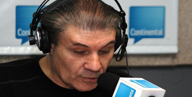 Víctor Hugo Morales. Fotos: Archivo