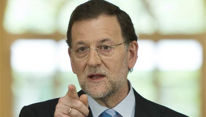 Mariano Rajoy, la hispana prezidento