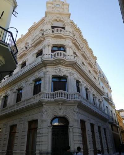 Hotel Palacio Cueto, Old Havana.