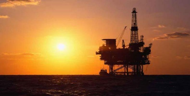 El yacimiento Zohr se encuentra a unos 80 millas (129 kilómetros) de la costa egipcia, 1.450 metros bajo la superficie. Foto: ElMicrolector.com