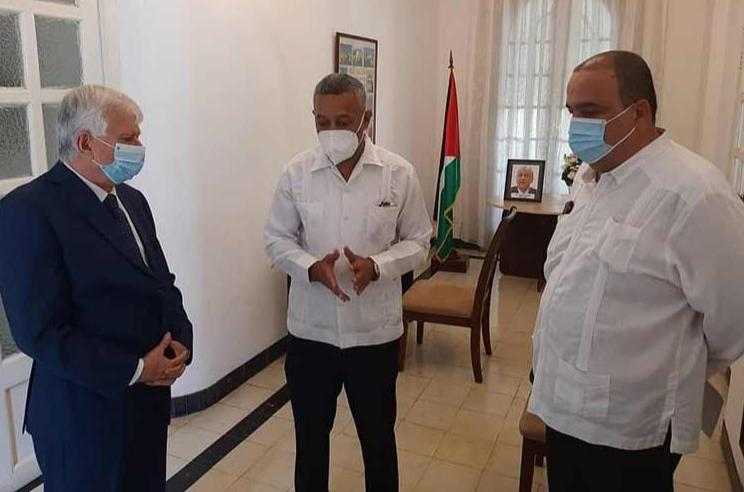 Le Parti communiste cubain présente ses condoléances pour la mort du leader palestinien