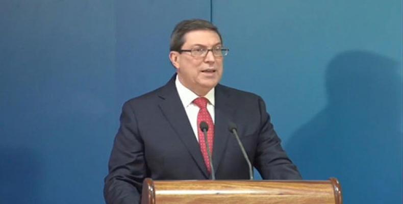 Rodríguez afirmó que Washington continúa ejerciendo presión al Consejo de Seguridad de la ONU para adoptar una resolución contra el país bolivariano. Foto: ACN