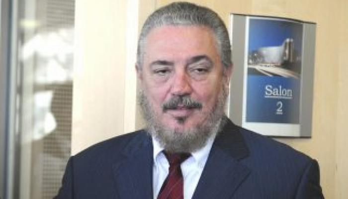 Fidel Castro Diaz-Balart, vice-président de l'académie des sciences de Cuba