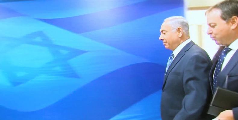 Benjamin Netanyahu questioned over corruption.  Photo: AP