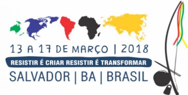 La monda socia forumo okazas en Brazilo