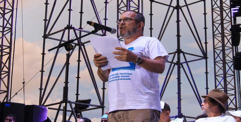 FARC retira candidato às eleições presidenciais na Colômbia