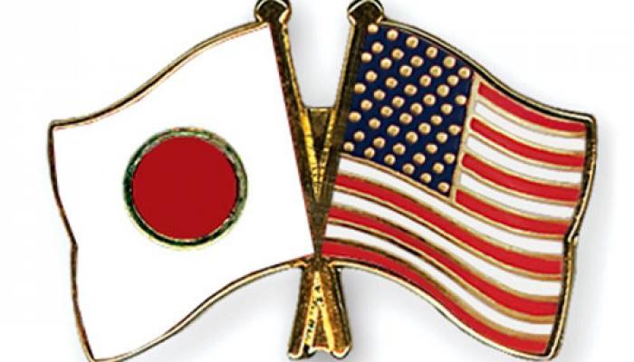 Conclui diálogo entre o presidente dos EUA e o premiê japonês.