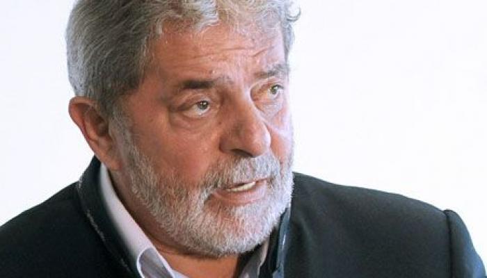 Ex presidente de Brasil, Luiz Inácio Lula da Silva