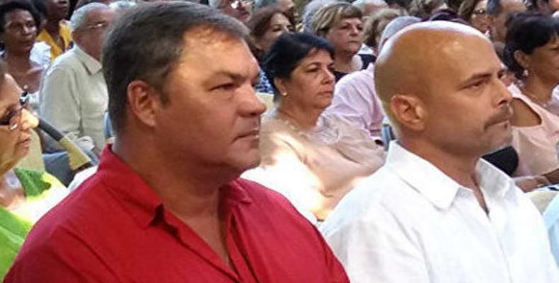 Los luchadores antimperialistas serán dos de las personalidades que representarán a nuestro país en el evento latinoamericano.Foto:PL.