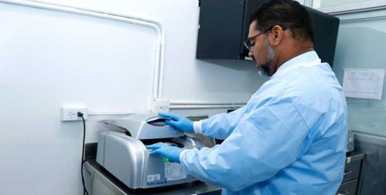 Instituto Conmemorativo Gorgas de Estudios de la Salud (Icges) completó 41 genomas del virus SARS-CoV-2. Foto: PL.