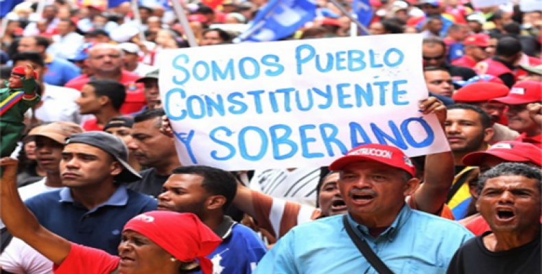 Asamblea Nacional Constituyente de Venezuela