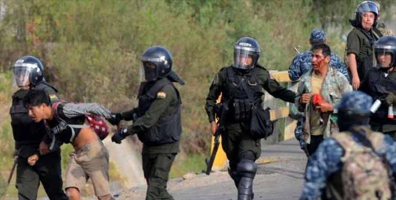Bolivia: libertad condicional para antigolpistas detenidos durante masacre de Senkata