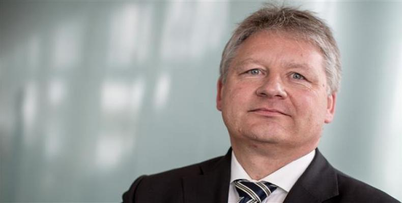 German Foreign Intelligence Chief Bruno Kahl