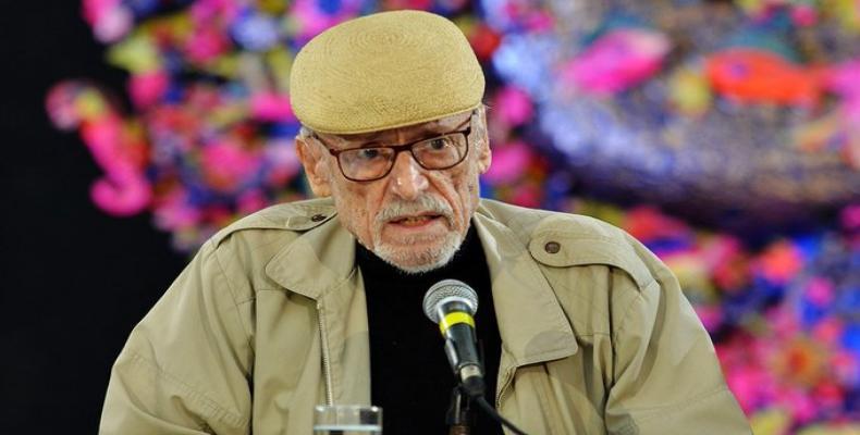 Fernández Retamar recibió múltiples reconomientos nacionales e internacionales. Foto: Archivo