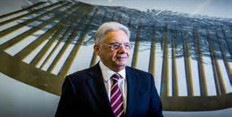 Expresidente brasileño Fernando Henrique Cardoso