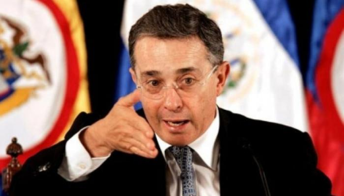 Expresidente de Colombia, Álvaro Uribe Vélez