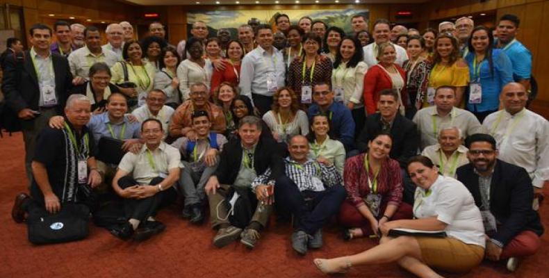 Sociedad civil cubana dialogará este jueves con gobiernos hemisféricos.Foto:Roberto Suárez.