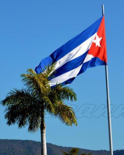 Cuba défend sa souveraineté.Photo quotidien Granma
