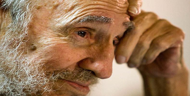 Fidel Castro. Foto de Archivo