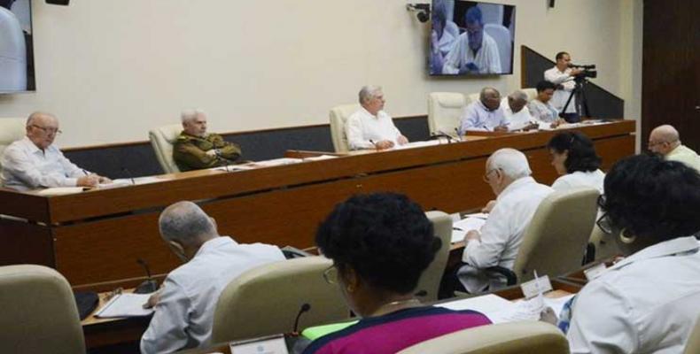 El gobernante cubano enfatizó en la necesidad de defender los derechos de todos los cubanos.Foto: Estudios Revolución