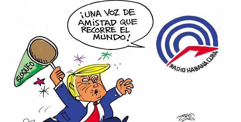 Foto: Caricatura de José Luis López
