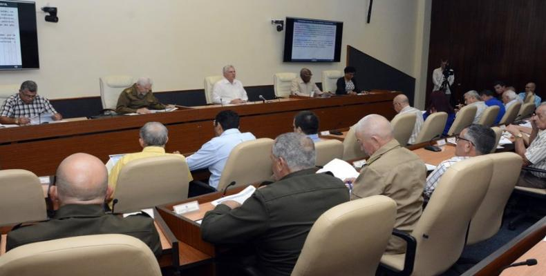 Foto: site web de la présidence de Cuba