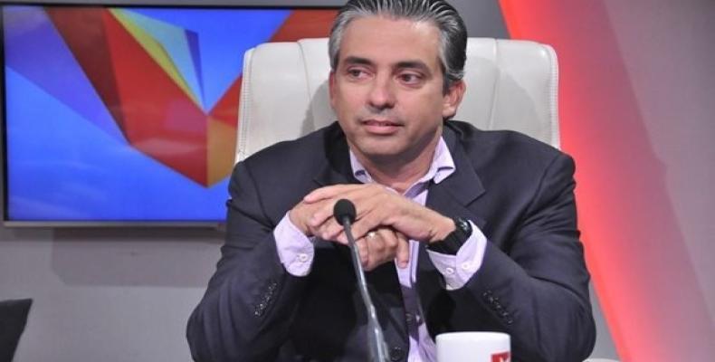 Wilfredo González, viceministro primero de Comunicaciones