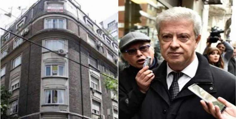 Carlos Alberto Beraldi, abogado de Cristina Fernández. Foto/ PL
