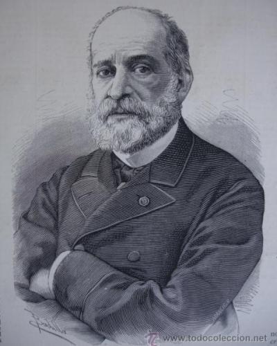 José Lorenzo Buenaventura Güell y Renté, el cubano que conquistó el corazón de la Infanta Josefina Fernanda de Borbón. Ilustración tomada de Cubahora