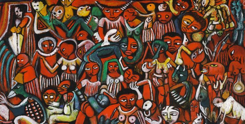 Malangatana Ngwenya Mozambique