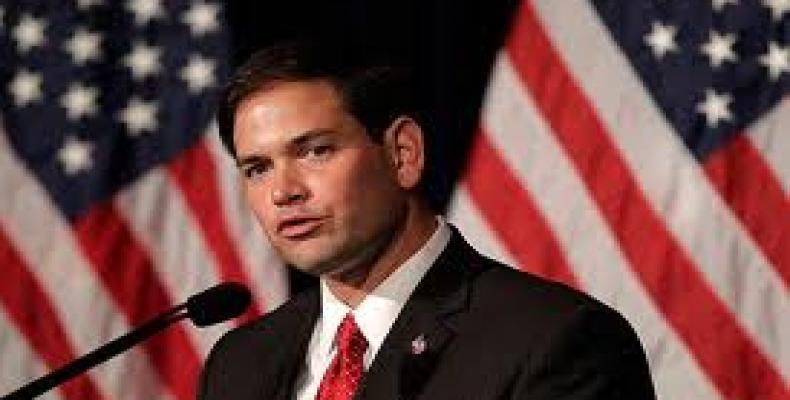 Marco Rubio ha rechazado repetidamente las relaciones renovadas de EE.UU. con Cuba. Foto: Archivo