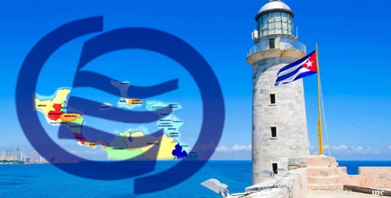 El Caribe se reune en La Habana. foto: María Calvo