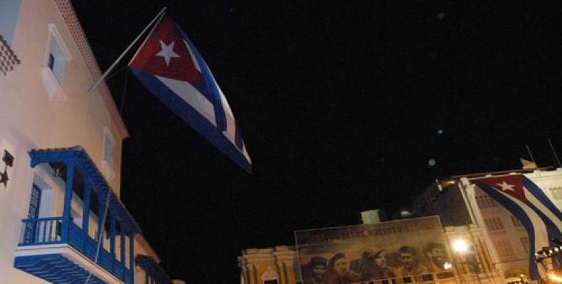Este suceso no solo atrae a los hijos de Santiago de Cuba, sino a visitantes foráneos. Foto: Miguel Rubiera Justiz/ACN
