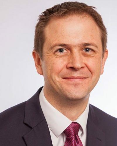 Empresario británico Chris Bennett
