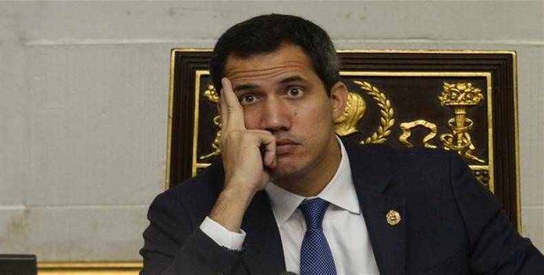 Venezuelan opposition leader and self-proclaimed president Juan Guaido. (Photo: AFP)
