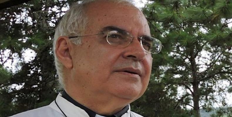 Obispo Mario Moronta