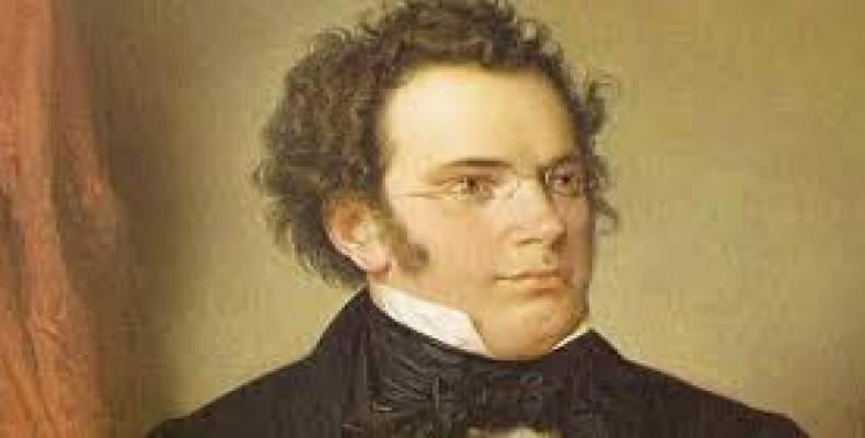 Franz Schubert, el gran poeta de la música clásica. Foto:Internet