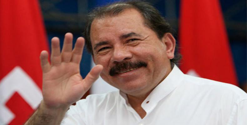 Daniel Ortega. Foto: Archivo