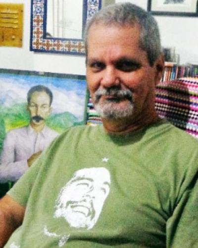 Enrique Ubieta, director de la revista Cuba Socialista